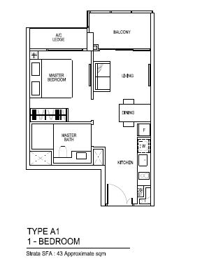 Thomson Impression Floor Plan